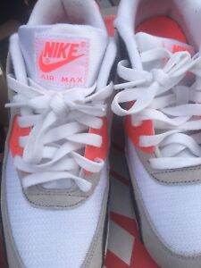 NIKE Air max 90 infrared youth GS 6.5