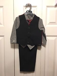 Toddler 24 months suit with Vest