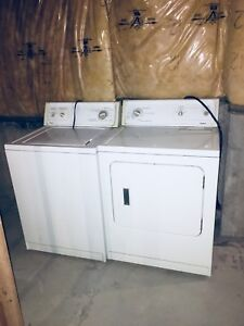 Washer Dryer : Kenmore