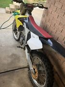 Suzuki rmz 450 dirt bike Yamaha Honda Kawasaki  Sydney City Inner Sydney Preview