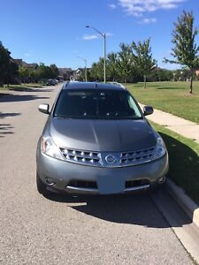 2007 Nissan Murano SE AWD..Get ready for winter