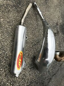 2003 Honda cr 250 fmf exhaust