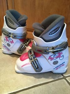 Bottes ski alpin junior HEAD 19.5