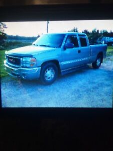 2004 GMC extended cab