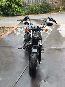 Harley Davidson Forty Eight XL1200X Sportster Croydon Maroondah Area Preview