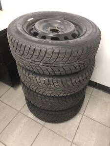 Sailun Ice Blazer Winter Tires /w Steel wheels
