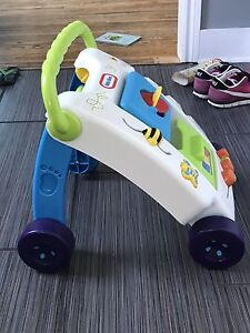 Little tykes baby push toy
