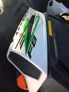WAnted  Side panels for 2009 arctic cat f8