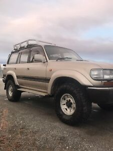 Toyota Land Cruiser - HDJ81 4.2 Turbo Diesel _w Diff Lockers