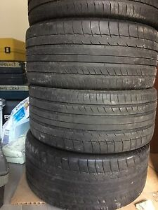 295 35 R21 Michelin latitude