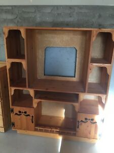 tv unit  $100 obo