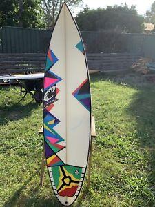 J.Fernandez 6'3 Surfboard