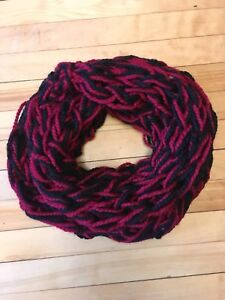 Scarf and cowl