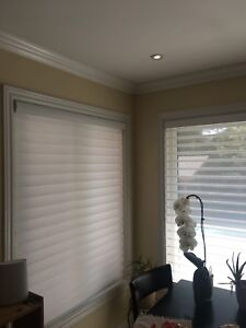 Shutters Blinds and Zebra shades 647 327 5500