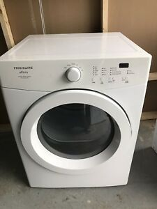 Like NEW FRIGIDARE DRYER can Deliver