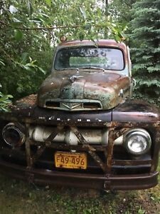 For Sale:  1952 Mercury m1 truck