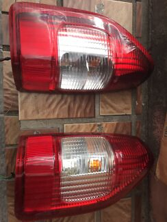 Holden rodeo lt tail lights