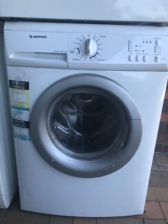 Great working washing machine