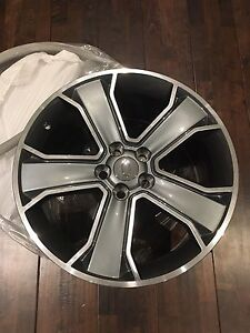 "Range Rover rims 20""  brand new wheels"
