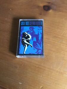 Guns n Roses - Use Your Illusions II      Cassette