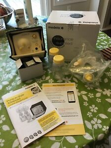 Medela pump in style advanced double breastpump starter set