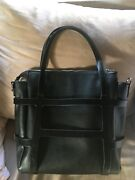 Cue leather handbag RRP - $160 Langwarrin Frankston Area Preview
