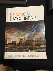 Financial accounting 5th canadian ed