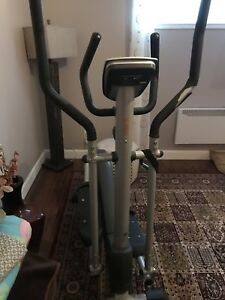 Bremshey eliptical excercise machine very good condition