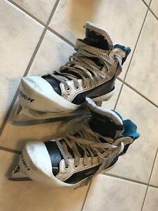 Goalie Skates - 4D