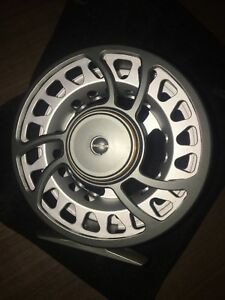 Lune fly reel and Rio bass line  7wt