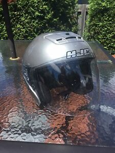 Casque de moto hjc motorcycle helmet medium