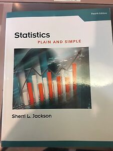 Stats book for sale