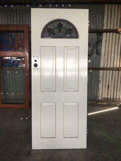 Timber led light front door & front door in Latrobe Valley VIC | Building Materials | Gumtree ...