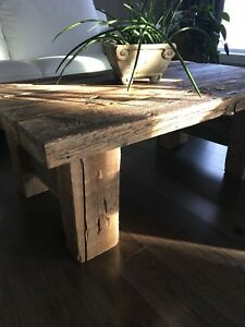 Reclaimed Wood Coffee Table