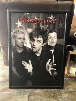Official Green Day frame Reynella Morphett Vale Area Preview