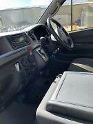 2012 Toyota Hiace SLWB Officer Cardinia Area Preview