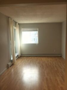 Mount Royal 1 bedroom with balcony and view