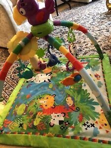 Kids / baby items - Jungle Gym and Bouncer