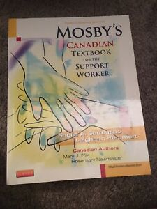 Mosbys Canadian support worker