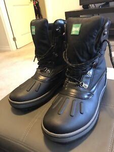 Cougar men's winter boots only $50  originals price $150
