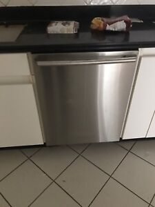 Dishwasher, laundry, vanity, wall unit and other goodies
