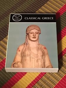 Art of Classical Greece hardcover with slipcover