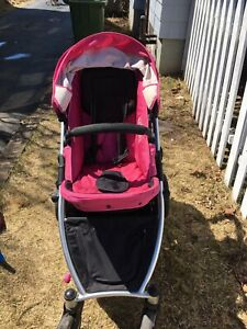 Britax B-Ready double stroller