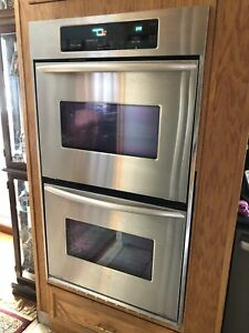 KitchenAid Double wall oven (great condition)