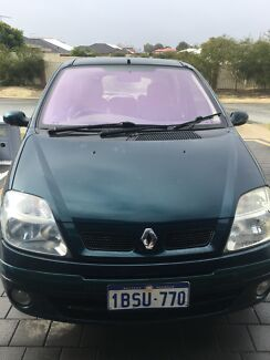Renault scenic 2004 Madeley Wanneroo Area Preview