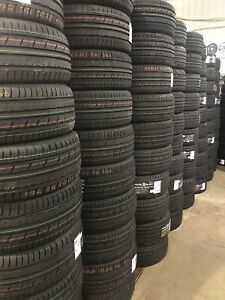 NEW SUMMER TIRES ALL SIZES IN STOCK