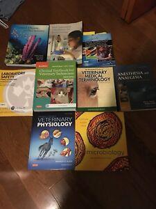 Vet Tech Textbooks