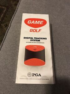 Game Golf Classic GPS tracker
