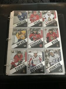 Tim Hortons 2015-16 Upper Deck Sets and More!