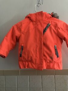 Girls Toddler Spyder jacket sz.2